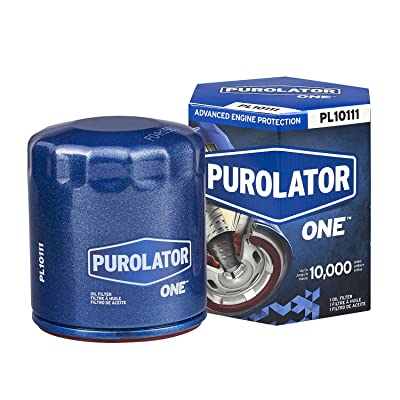 PurolatorONE Advanced Engine Protection Spin On Oil Filter: Automotive