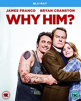 Amazon Com Why Him Blu Ray Zoey Deutch Bryan Cranston
