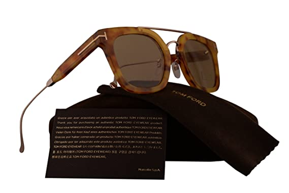 ade61d720e0 Image Unavailable. Image not available for. Color  Tom Ford FT0541 Alex-02  Sunglasses ...