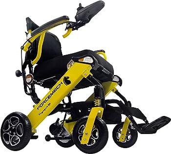 Forcemech Voyager Folding Ultra-Portable Power Wheelchair