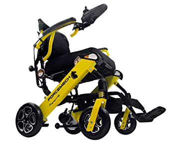 Amazon.com: Forcemech Power Wheelchair - 2019 Voyager R2 ...