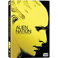 Alien Nation: The Ultimate Collection - Dark Horizon + Body and Soul + Millennium + The Enemy Within + The Udara Legacy (6-Disc Box Set)