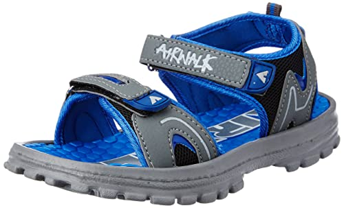 54a009321 Airwalk Boy s Eva Sandal Blue Synthetic Sandals and Floaters - 5C UK 38 EU  Buy  Online at Low Prices in India - Amazon.in