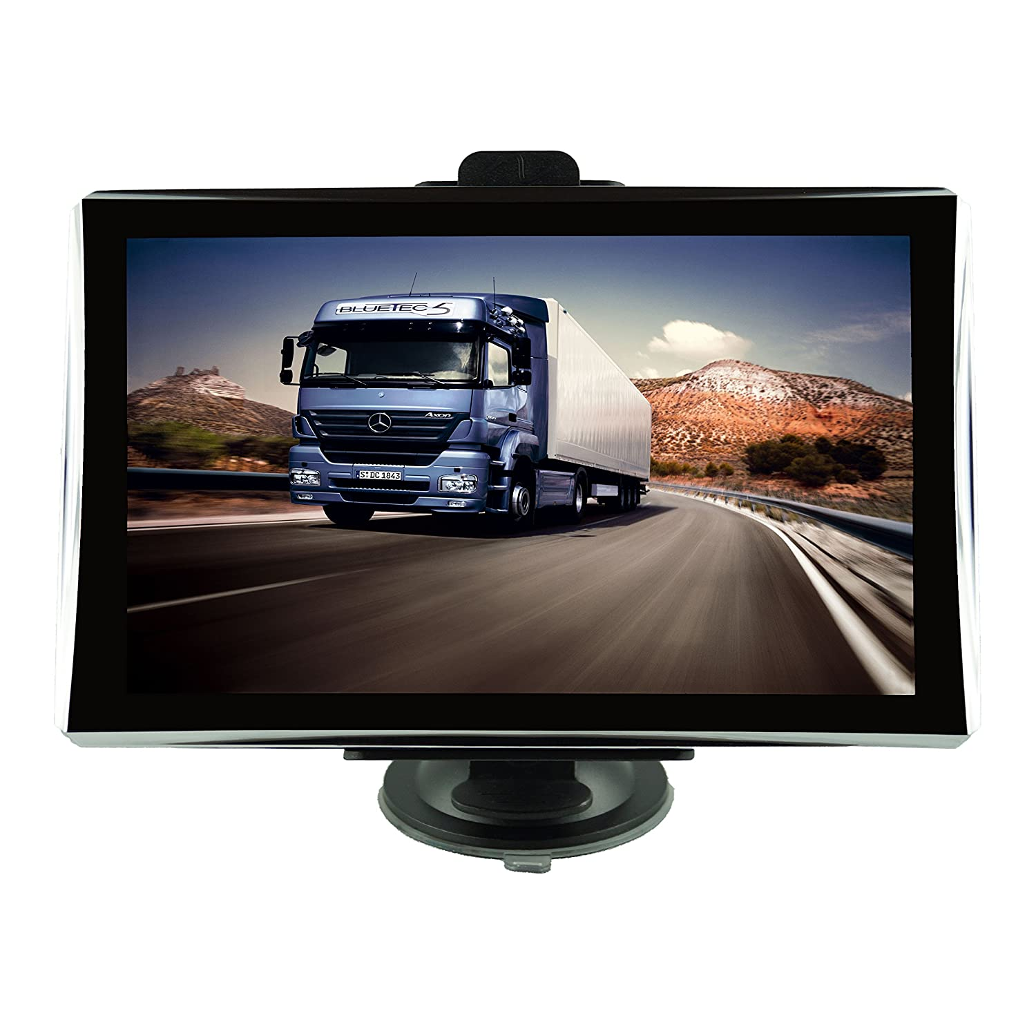 Navigationsgerä t (17,78cm (7') Display, MP3-/Video-Player, EU Karten mit 46 Lä ndern) 78cm (7) Display Brother_Inc N-7OB