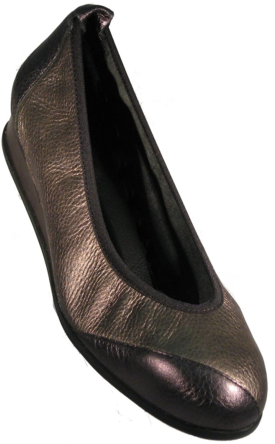 Arche Women's 'Piazym' In The Metallic Leather Combination