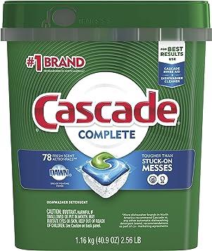 Amazon.com: Paquetes de acción completa Cascade ...