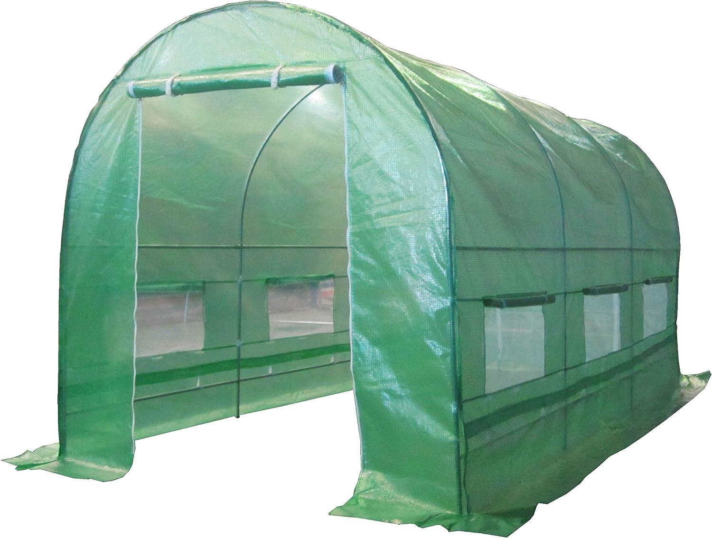 FoxHunter Polytunnel Greenhouse