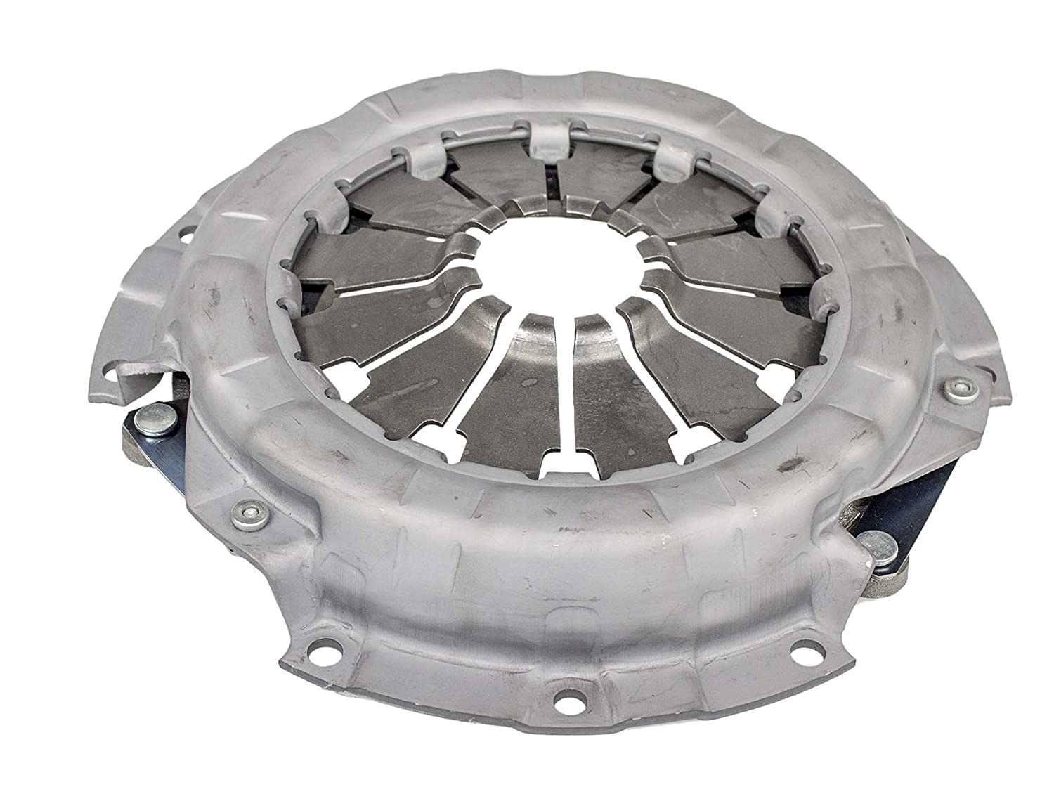 Clutch With Slave Kit Works With Suzuki SX4 Base Crossover Le Sport Gts Se JLX Jx Hatchback Sedan 2007-2010 2.0L L4 GAS DOHC Naturally Aspirated 5 Speed Transmission Only; 6-Puck Clutch Disc Stage 2