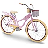 "Huffy 26"" Women's Holbrook Perfect Fit Frame Cruiser Bike"