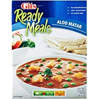 Gits Ready to Eat Aloo Matar, 300g