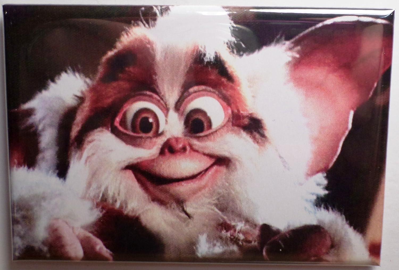 """Gizmo Gremlins Refrigerator Magnet 2/"""" by 3/"""""""