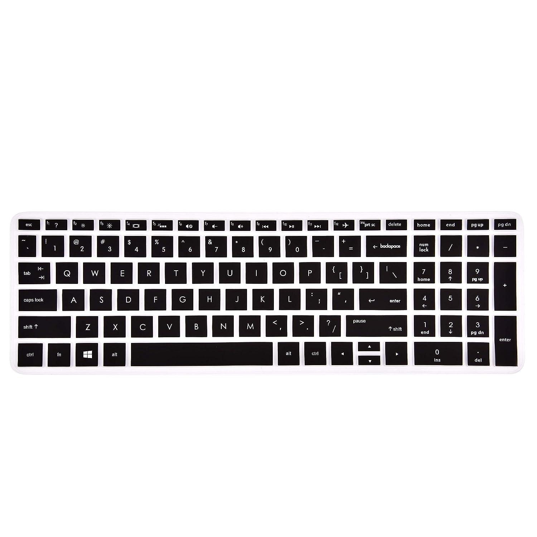 "Gradual Purple Keyboard Cover Compatible 2018//2019 HP Envy x360 15.6//New HP Pavilion 15.6/""Series//HP Pavilion x360 Series 15.6 //HP Envy 17 Seriers 17.3,15-CB 15-CC 15-CD 15-CH 15-BW 15-BS Laptop"