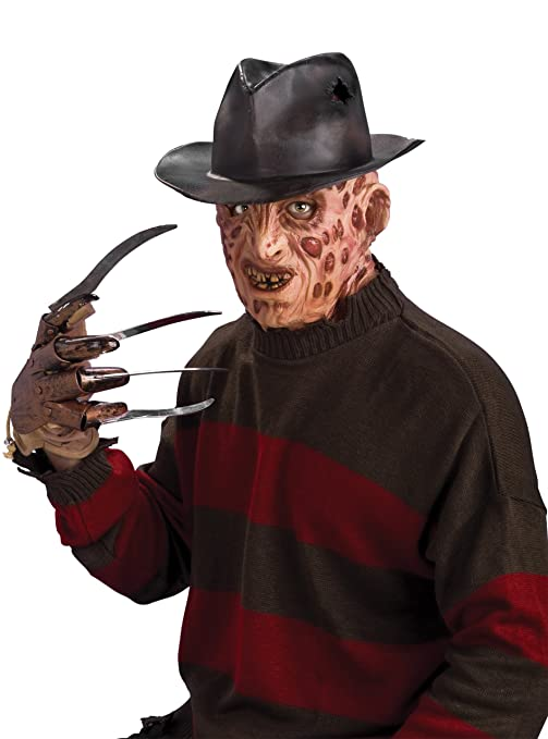 4 opinioni per Rubie' s Costume adulto ufficiale Freddy Krueger Moulded Fedora Nightmare on Elm