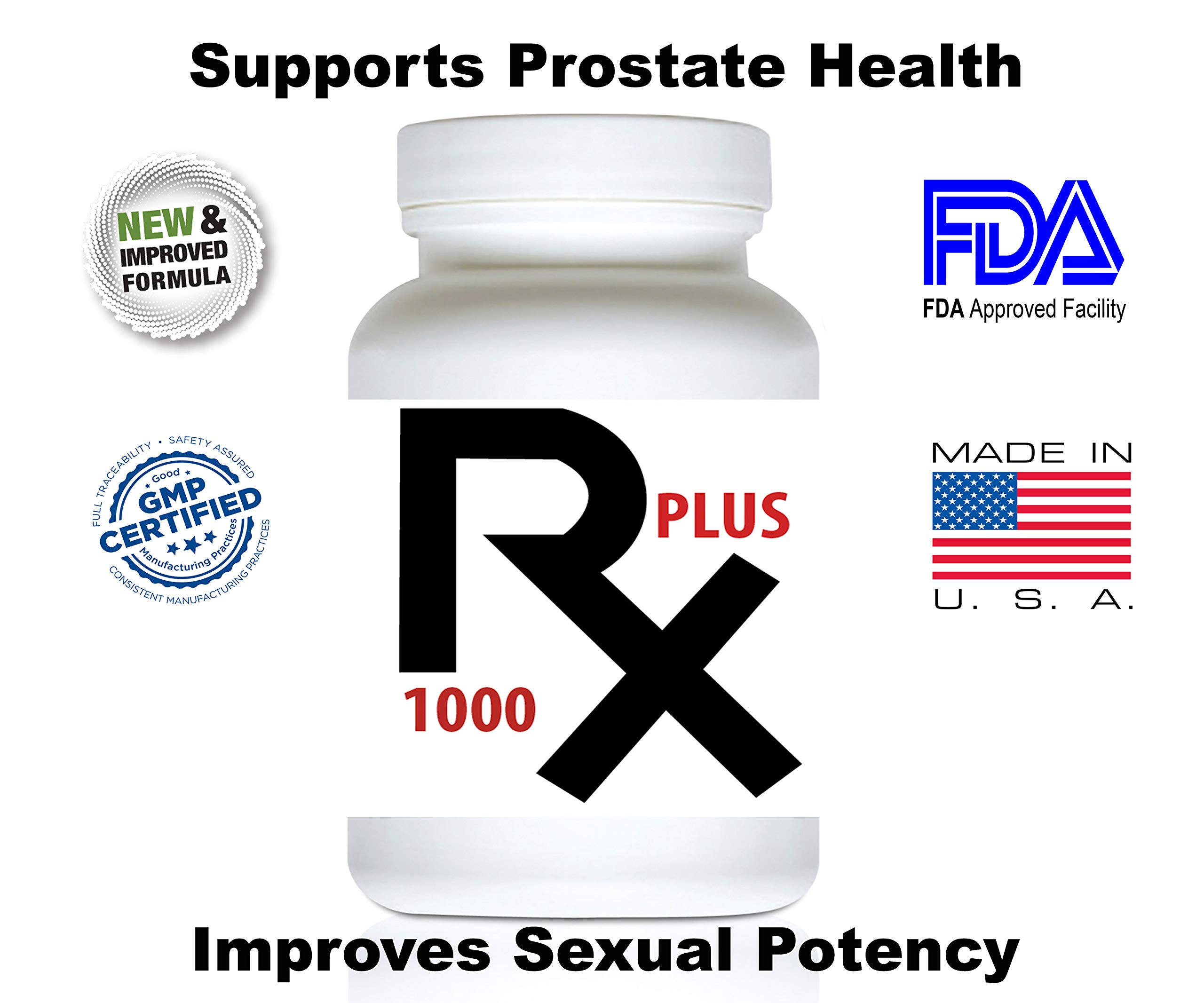 RX1000 Plus Ultimate Prostate Support (30)