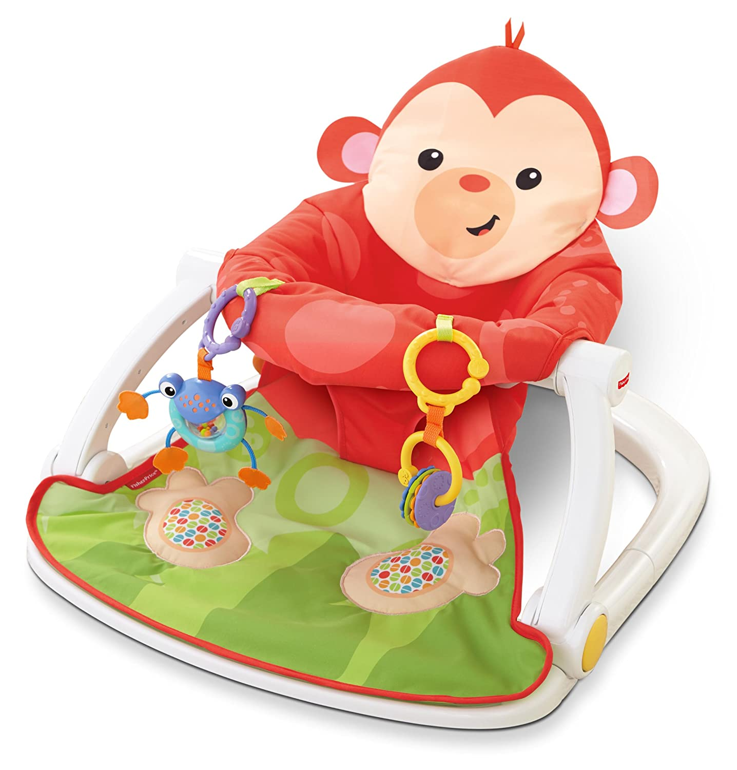 Baby Floor Seat FISHER PRICE Sit Me Up Infant Activity