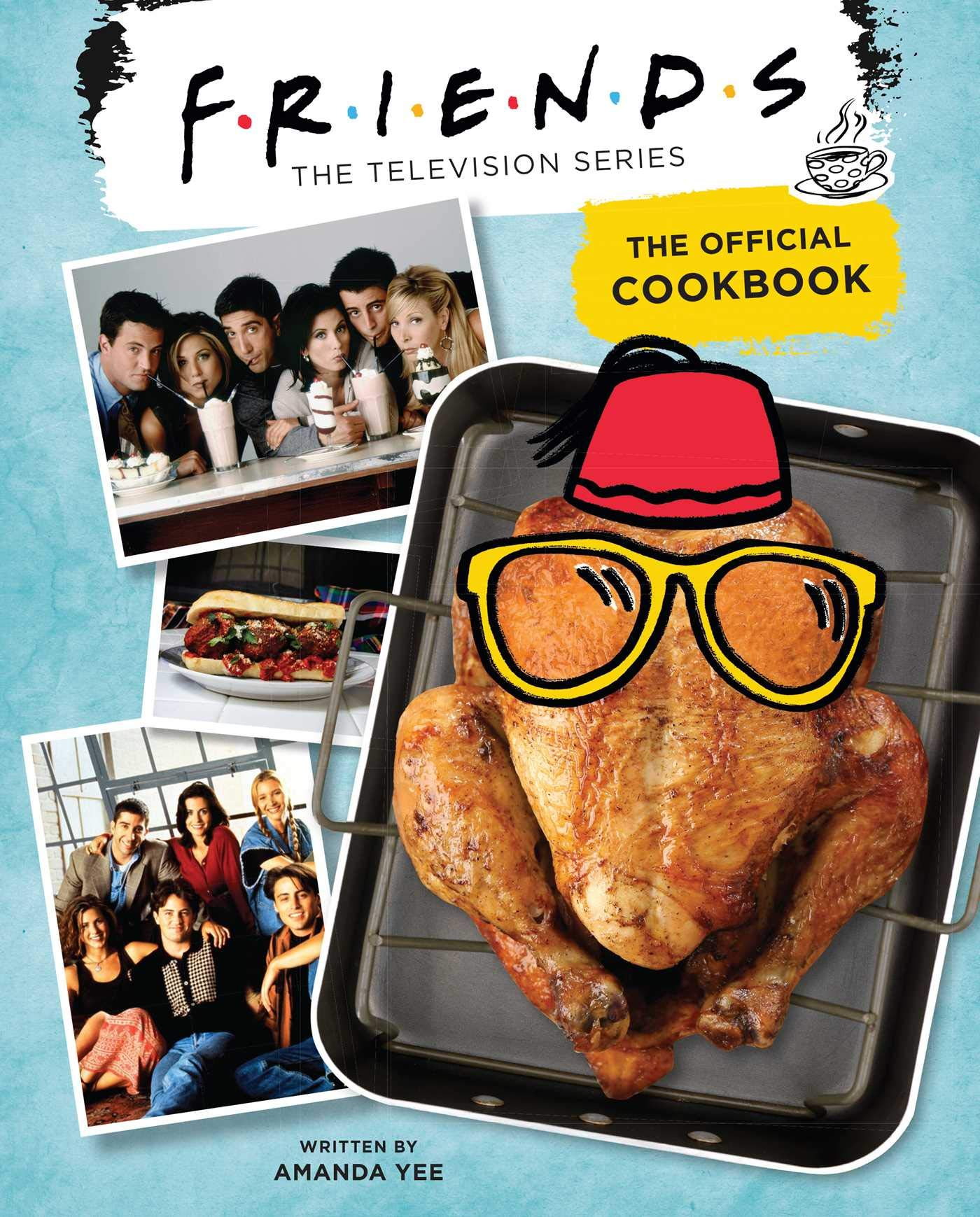 cookbook inspired by television shows