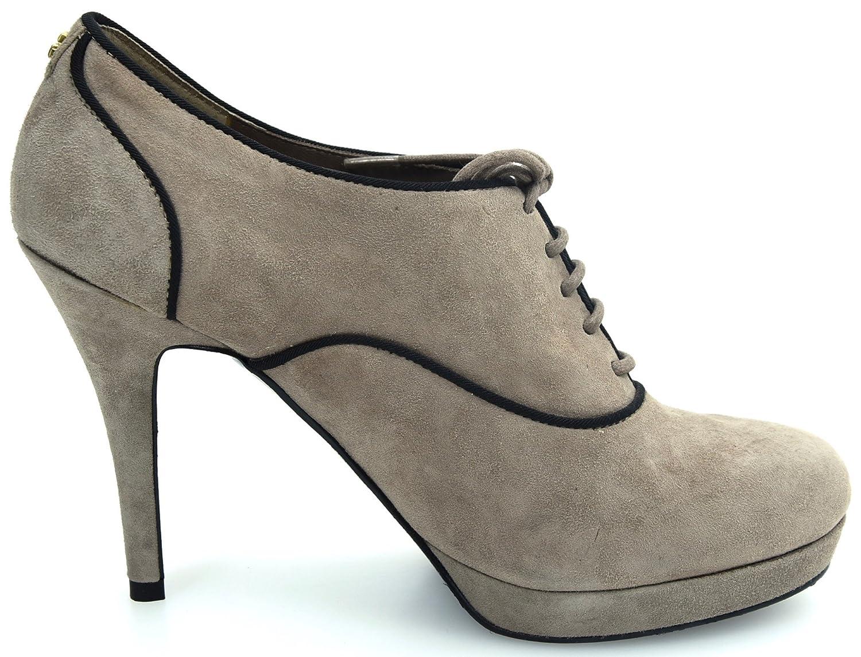 Guess Damen ELEGANT Stiefel Stiefeletten Stiefel Wildleder Art. FL6BDGSUE13 39 Tortora Taupe