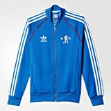 Adidas Chelsea FC Superstar Track Top-DRKROY (XS)