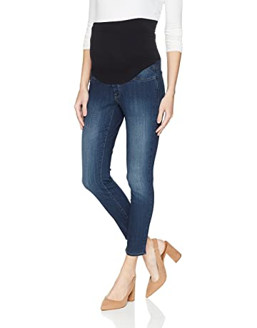 bb873551a2a686 NYDJ Women's Skinny Maternity Ankle Jean in Sure Stretch Denim