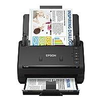 Epson WorkForce ES-400 Color Duplex Document Scanner for PC and Mac, Auto Document...