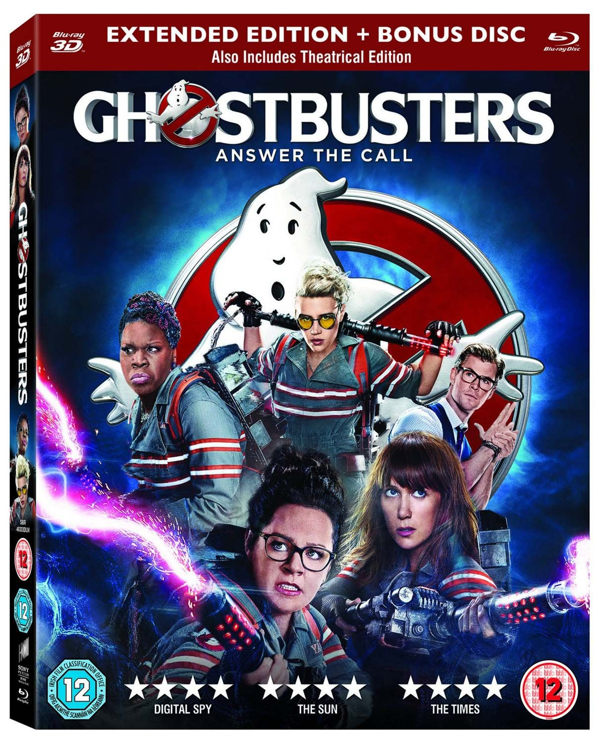 Ghostbusters - Blu-ray 3D