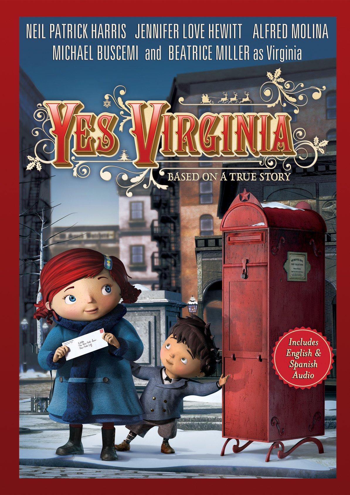 DVD : Yes Virginia (DVD)