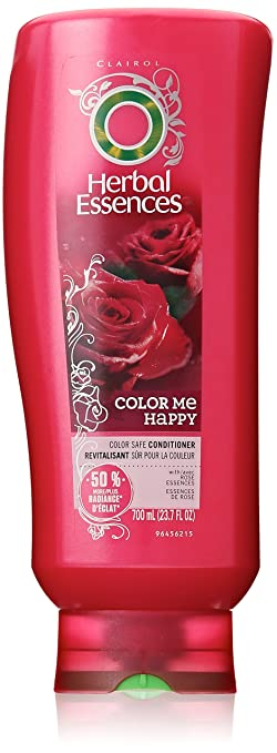 Amazon Com Herbal Essences Color Me Happy Hair Conditioner For