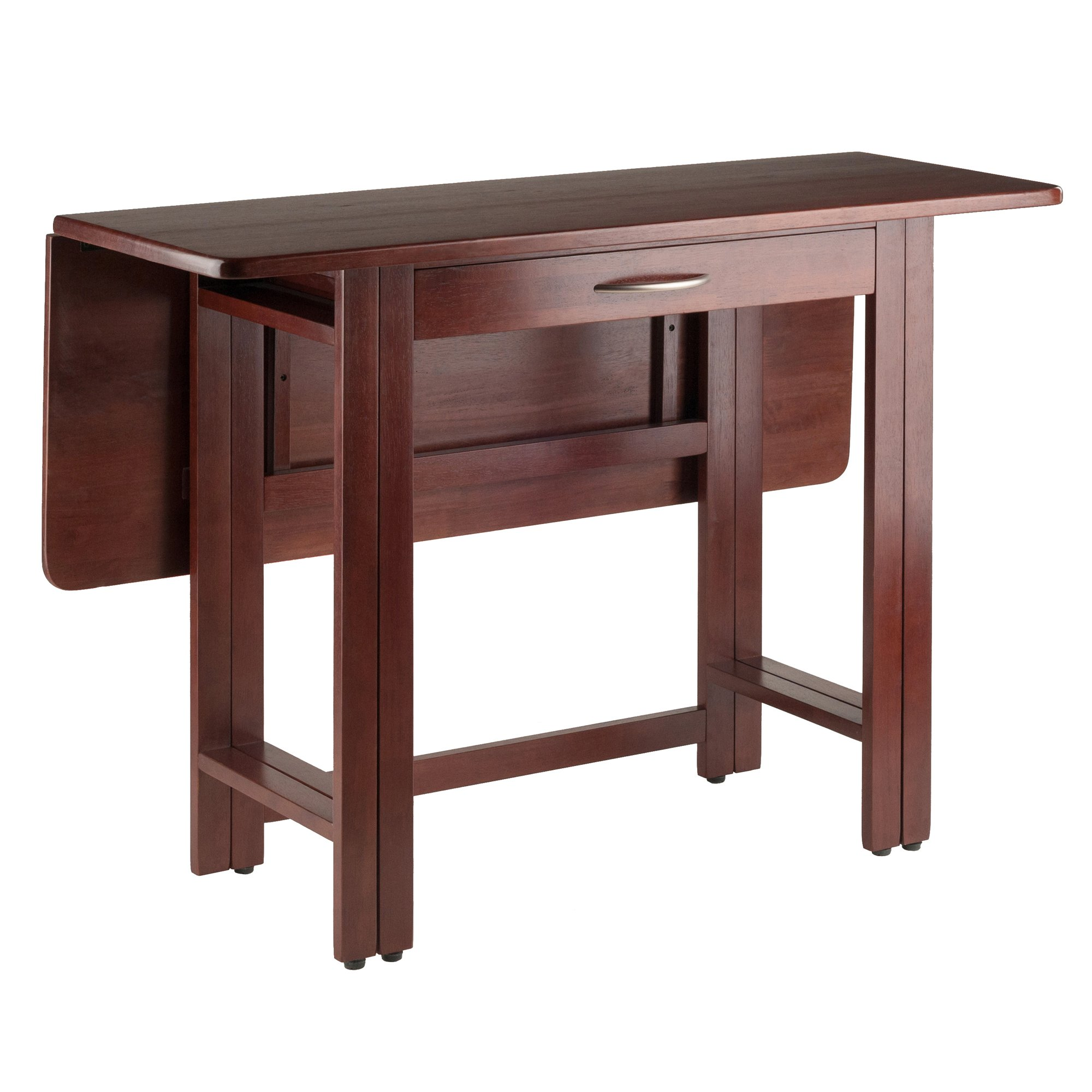 Winsome Wood 94145-WW Taylor Dining, Walnut by Winsome Wood