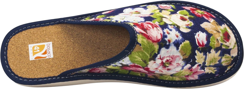Bosaco Zapatillas De Estar por Casa para Mujer LW01-10A