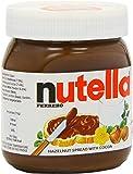 Nutella Hazelnut Chocolate Spread 400 g