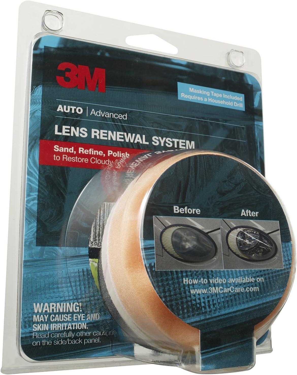 3M Lens Renewal System, 39014
