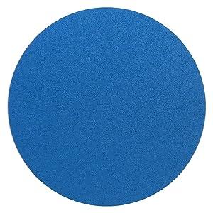 50 pieza KLINGSPOR lija ps21fk | 150 mm | sin perforar | Base adherente | (corindón de circonio