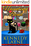 Haunting Blend (A Paramour Bay Cozy Paranormal Mystery Book 4)