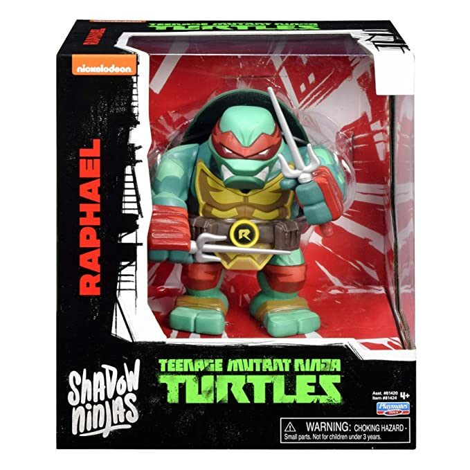 Amazon.com: Teenage Mutant Ninja Turtles Shadow Ninja ...