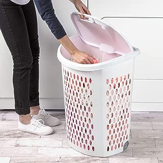 product image for Sterilite Laundry Hamper, 2 Bushel, White