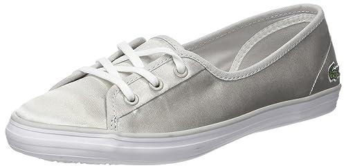 EU  Lacoste Carnaby EVO 118 1 SPW Zapatillas  EU para Mujer Dorado Or 57f782
