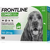 Frontline Combo Spot-On 3 Pipette Cane Medio (10 - 20 kg)