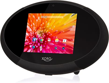 Xoro HMT400 22,6 cm Negro- Internet TV y rádio: Amazon.es: Electrónica