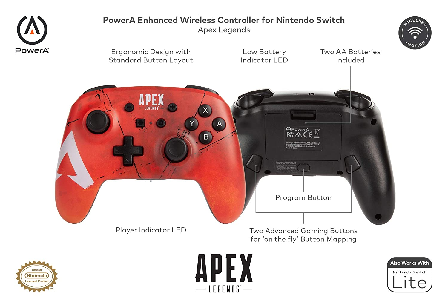 Official Apex Legends Controller Announced for Nintendo Switch: Pricing and Pre-Order Available