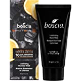 Boscia Luminizing Charcoal Mask - Vegan, Cruelty-Free, Natural