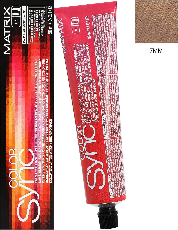 Matrix Color Sync 7MM Tinte - 90 ml