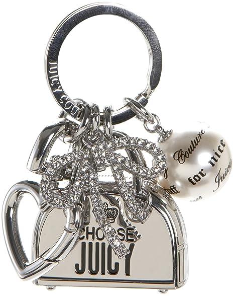 Amazon.com: Juicy Couture Llavero de bolso de mano, talla ...