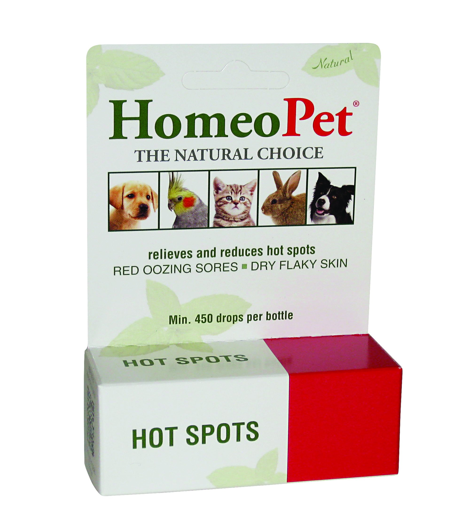 HomeoPet Hot Spots by HomeoPet