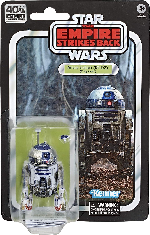 Star Wars Black Series 40Th Aniv Figura R2D2 (Hasbro E93145X0)