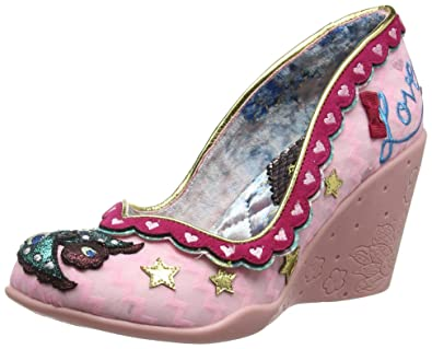 Womens Love Nest Closed-Toe Heels Irregular Choice irjxoZm0r