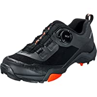 SHIMANO SH-MT701 - Zapatillas de ciclismo, color negro