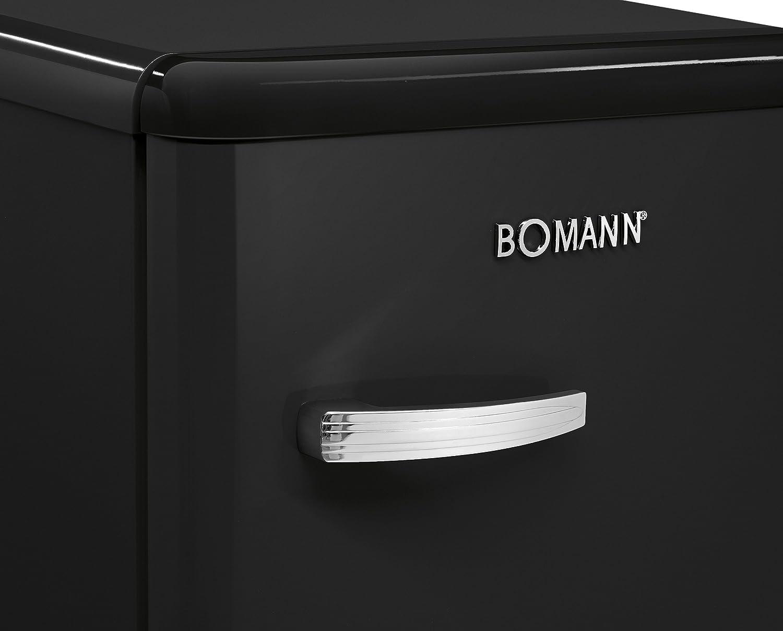 Bomann Kühlschrank Vs 354 : Bomann vsr vollraumkühlschrank retro style eek a kwh
