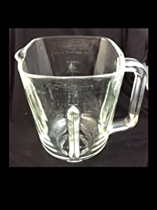 Cuisinart SPB-JAR4 40 oz. Round Jar
