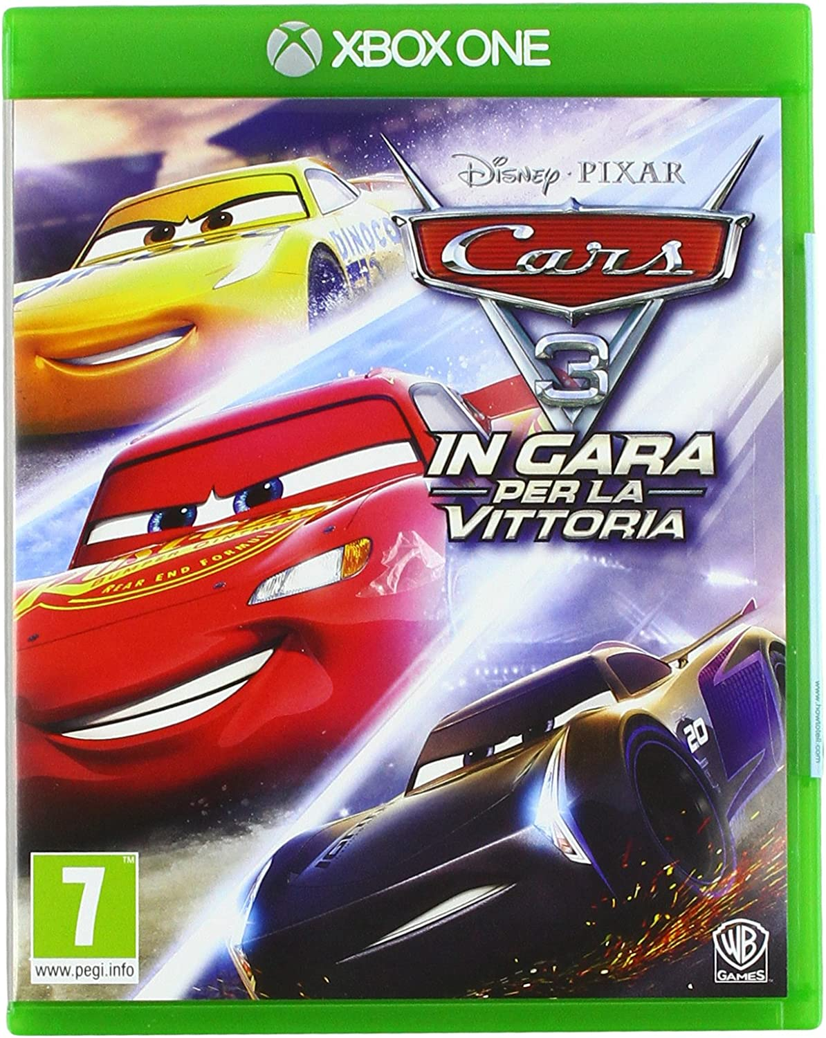 Cars 3 - Xbox One [Importación italiana]: Amazon.es: Videojuegos