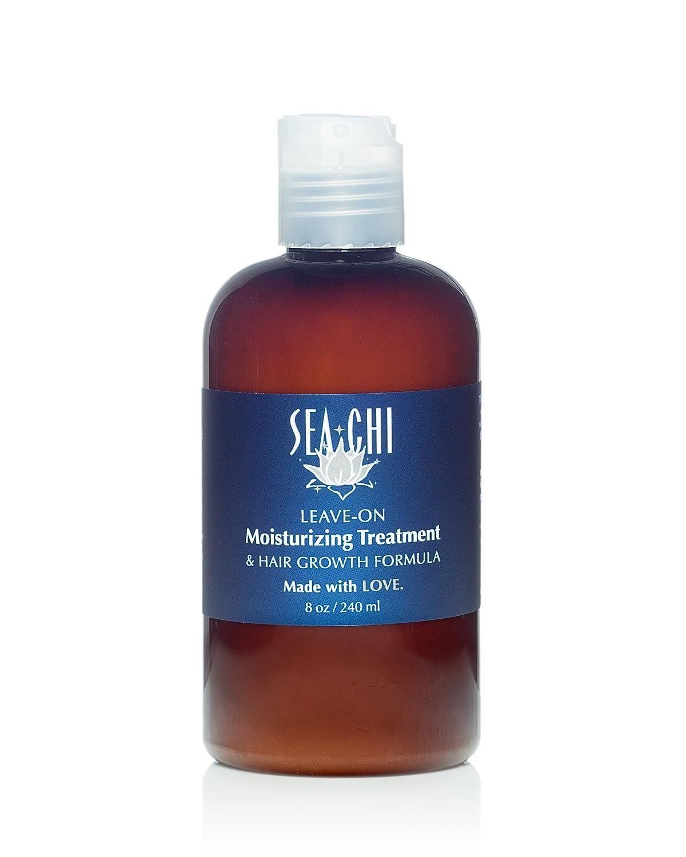 Leave-On Moisturizing Treatment & Hair Growth Formula, 8oz/240ml